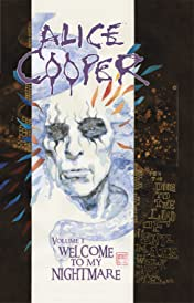 Alice Cooper Tome 1: Welcome To My Nightmare