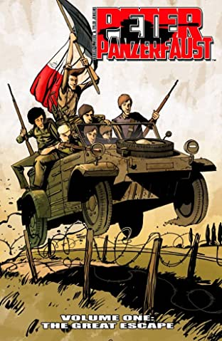 Peter Panzerfaust Tome 1: The Great Escape