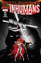 Inhumans: Attilan Rising (2015) #5