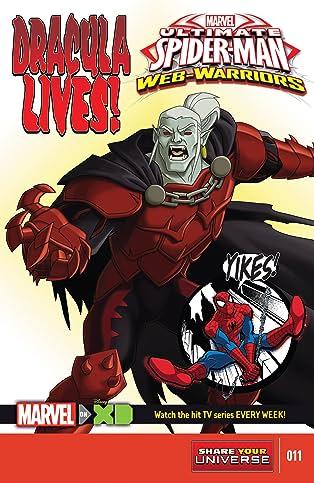 Marvel Universe Ultimate Spider-Man: Web Warriors (2014-2015) #11