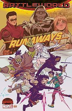 Runaways (2015) #4