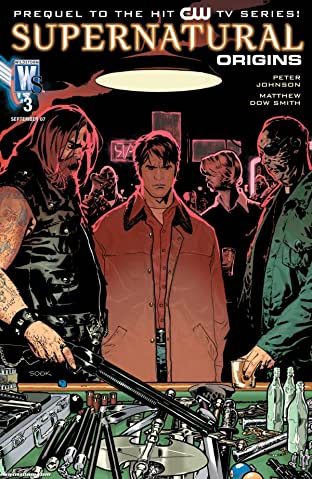 Supernatural: Origins #3