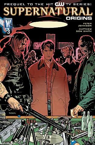 Supernatural: Origins #3