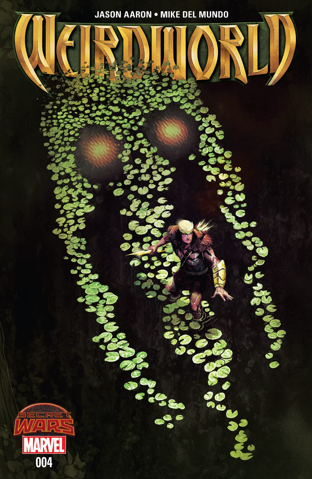 Weirdworld (2015) #4