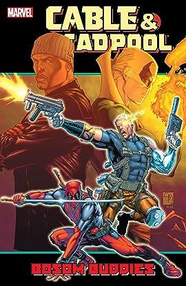 Cable & Deadpool Tome 4: Bosom Buddies