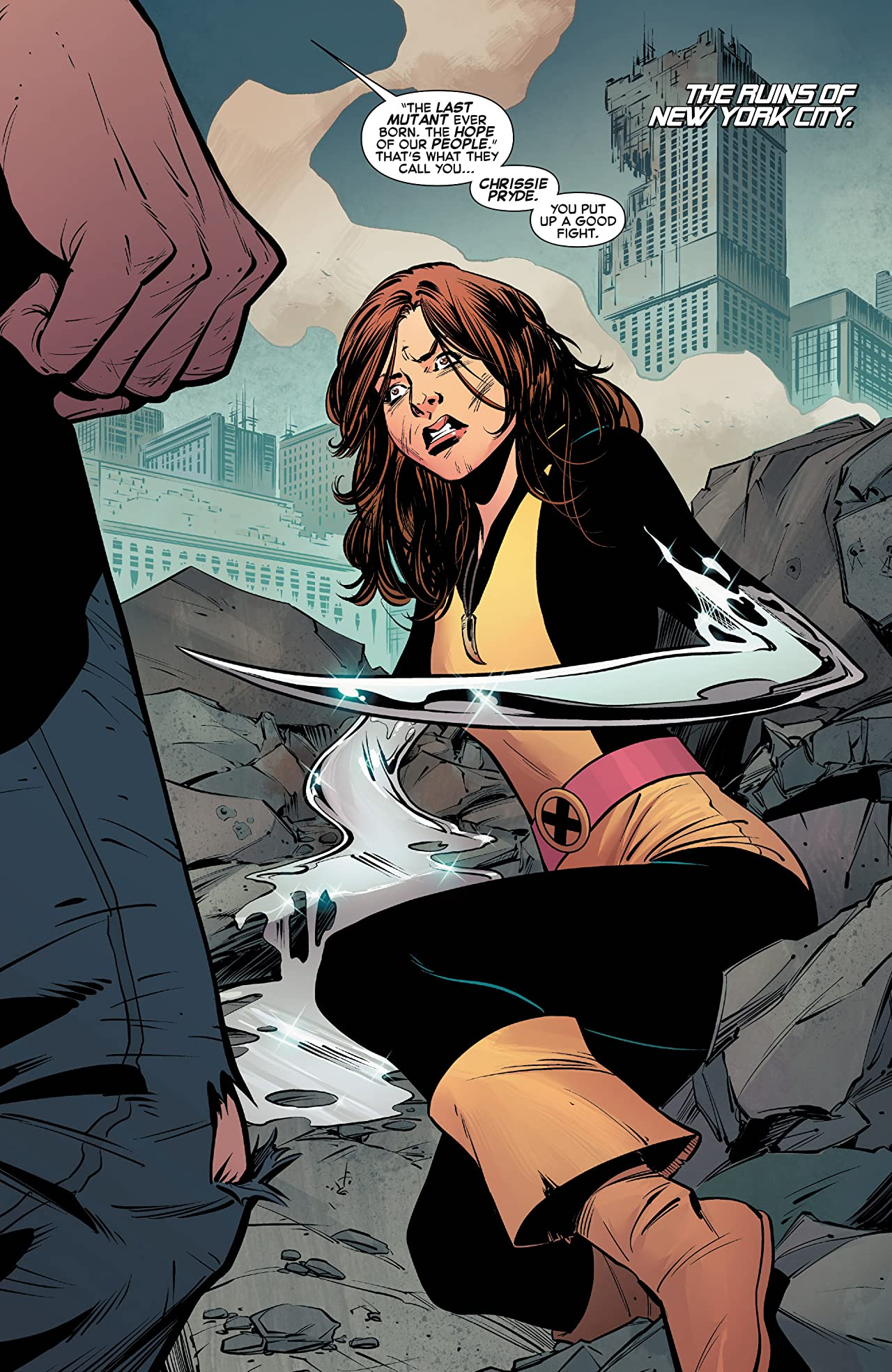 Years Of Future Past (2015) #5