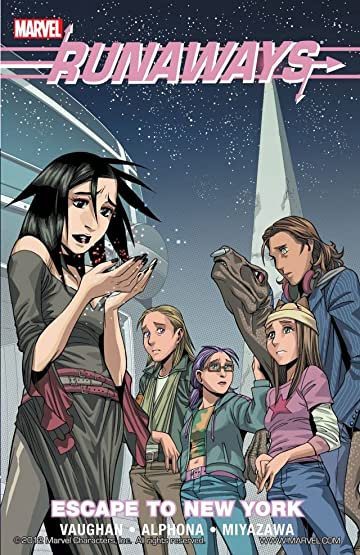 Image result for runaways vol 5