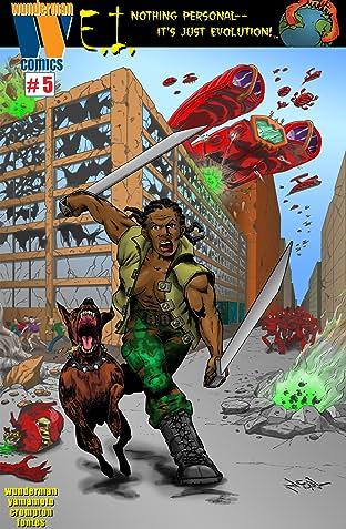 E.I. - Earth Invasion #5