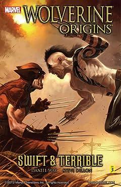 Wolverine: Origins Vol. 3: Swift and Terrible