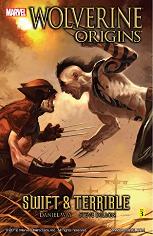 Wolverine: Origins Vol. 3: Swift and Terrible