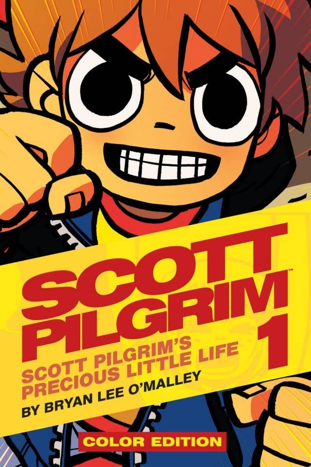 Scott Pilgrim Vol. 1: Scott Pilgrim's Precious Little Life - Color Edition
