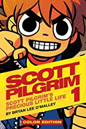 Scott Pilgrim Tome 1: Scott Pilgrim's Precious Little Life - Color Edition