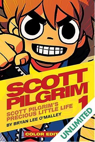Scott Pilgrim Vol. 1: Scott Pilgrim's Precious Little Life - Color Edition