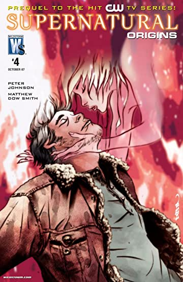 Supernatural: Origins #4