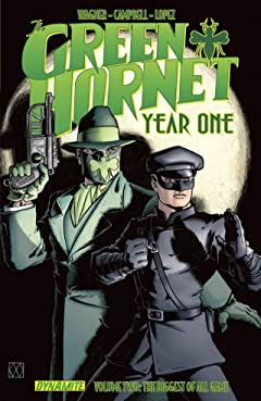 Green Hornet: Year One Vol. 2: Biggest of All Game