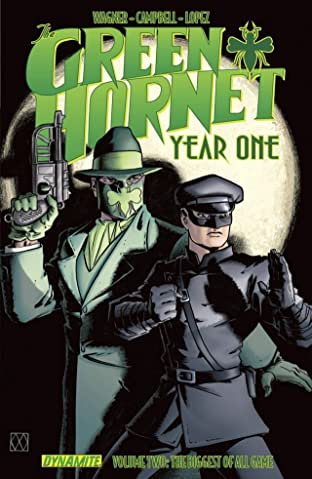 Green Hornet: Year One Tome 2: Biggest of All Game
