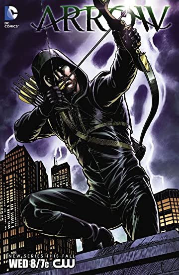 Arrow (2012-2013) #1: Special Edition