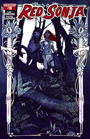 Red Sonja #18: Digital Exclusive Edition