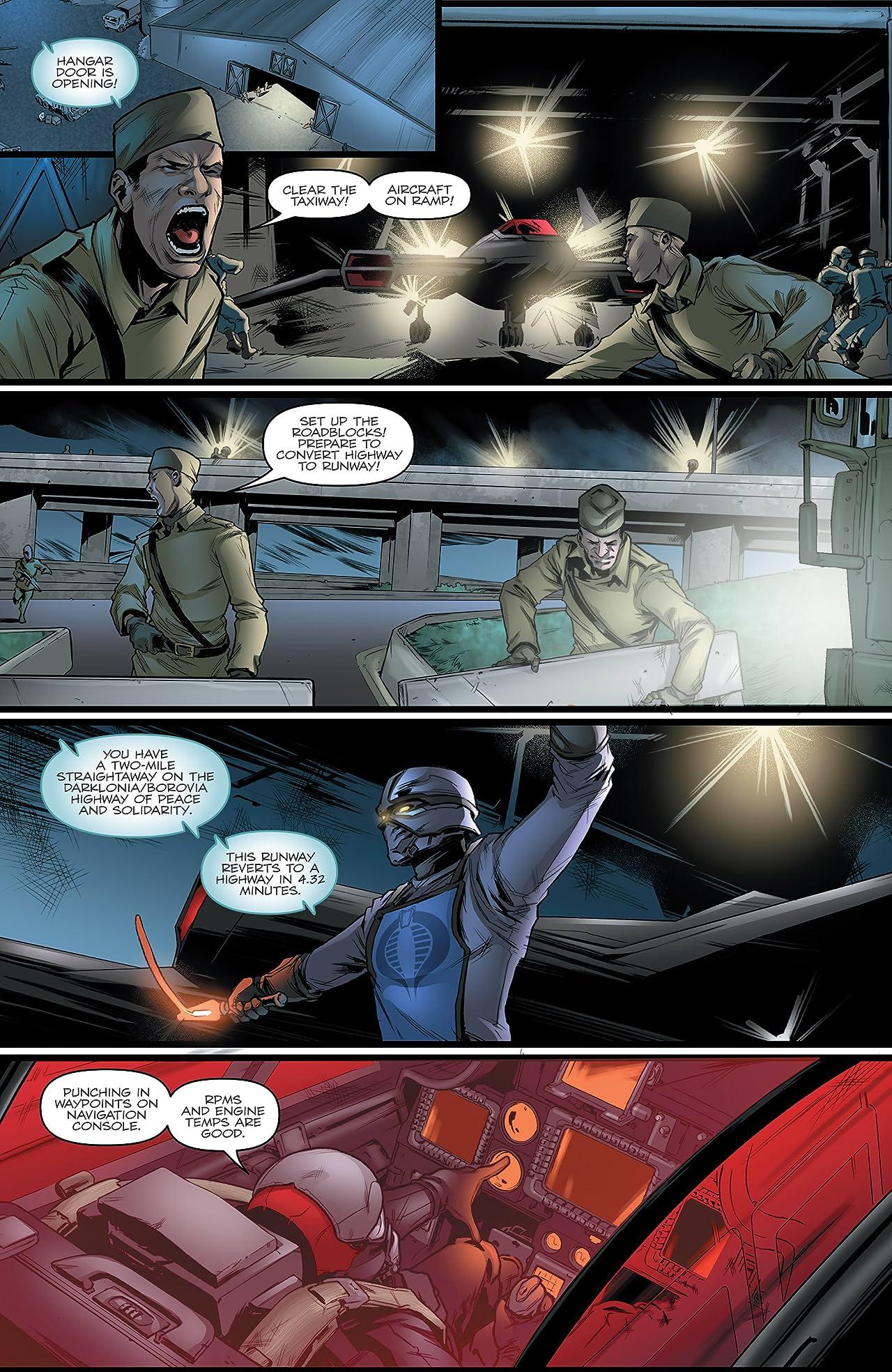 G.I. Joe: A Real American Hero #218