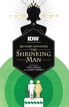 The Shrinking Man #3 (of 4)