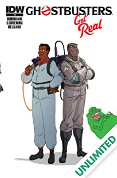 Ghostbusters: Get Real #4 (of 4)