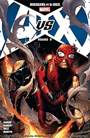 Avengers vs. X-Men No.9 (sur 12)