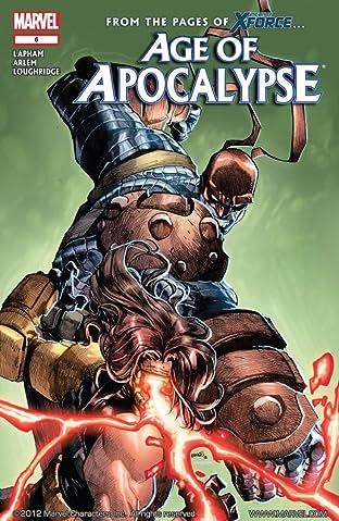 Age of Apocalypse (2012-2013) No.6