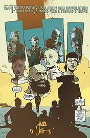 Zombies vs. Robots (2015) #9