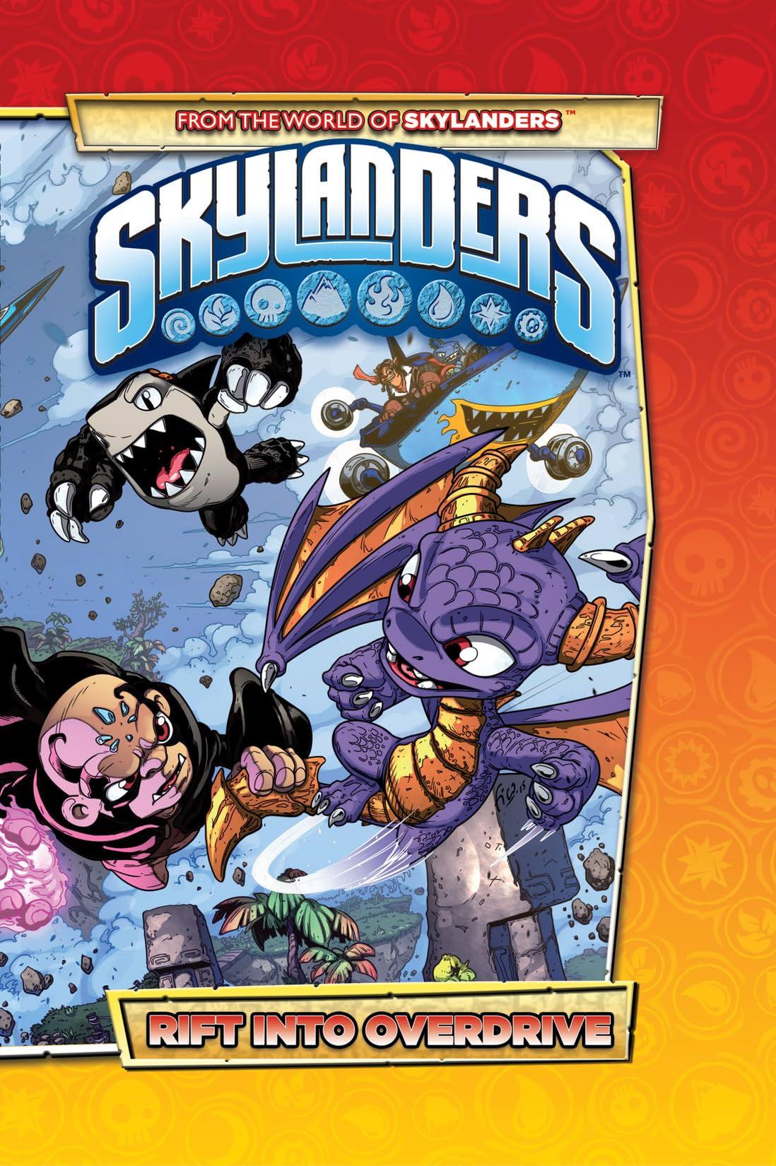 Skylanders: Rift Into Overdrive
