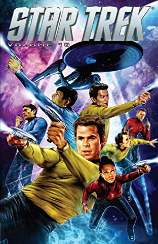 Star Trek (2011-) Vol. 10