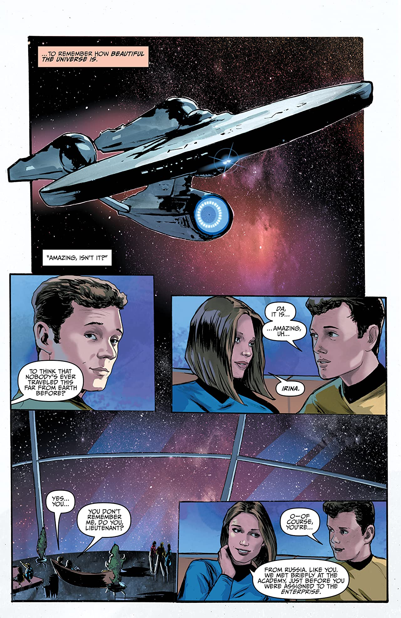 Star Trek (2011-2016) Vol. 10