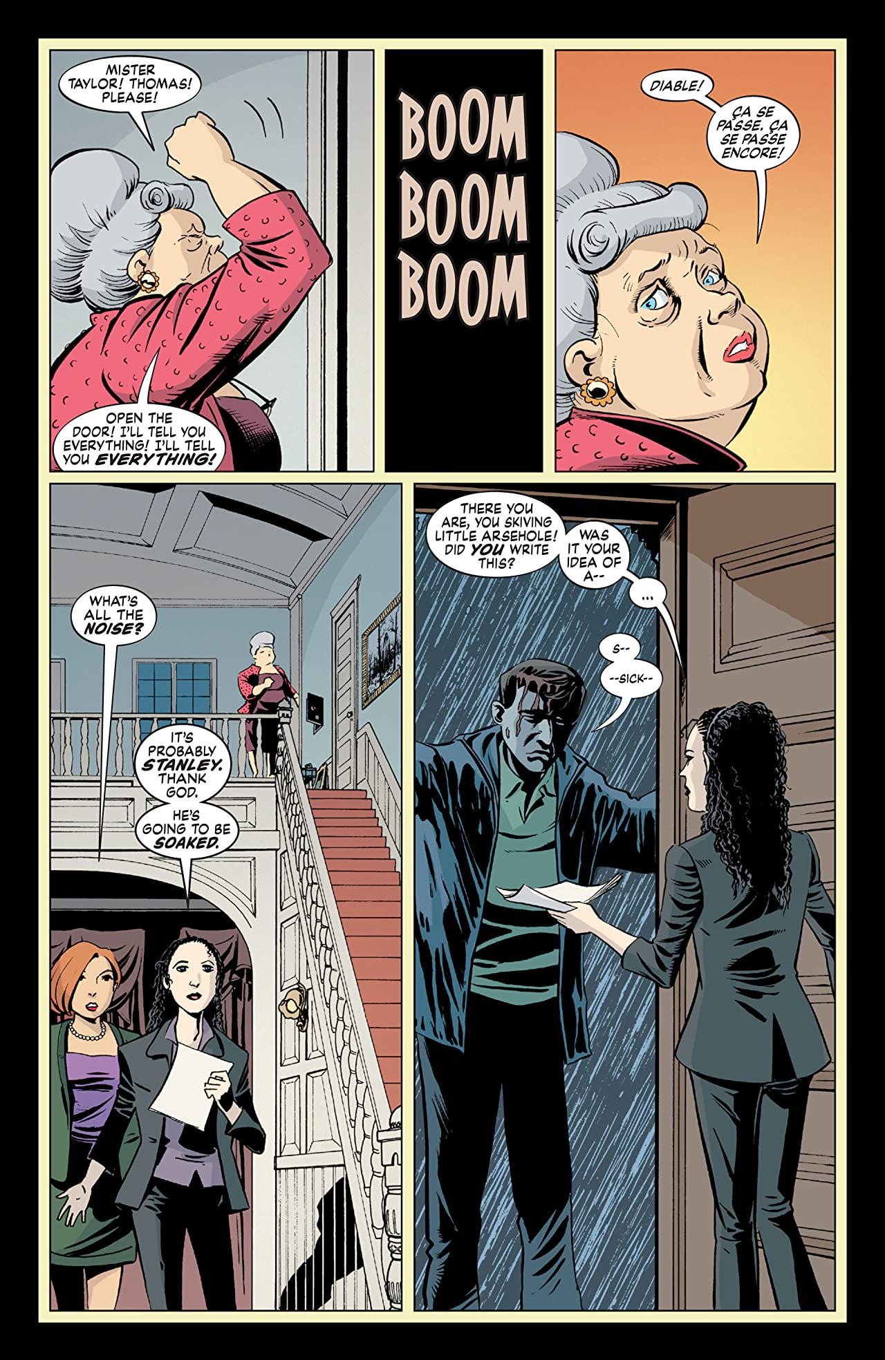 The Unwritten #4