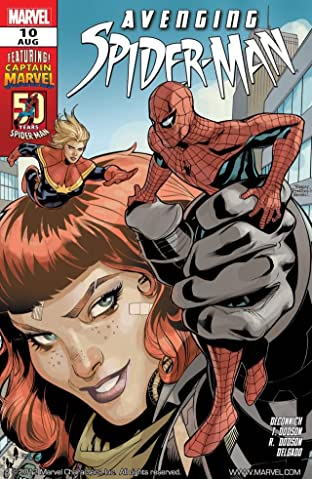 Avenging Spider-Man (2011-2013) No.10