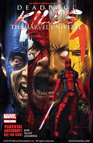 Deadpool Kills the Marvel Universe #1 (of 4)