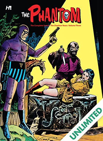 The Phantom: The Complete Series Vol. 3: The Charlton Years