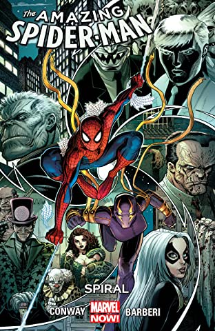 Amazing Spider-Man COMIC_VOLUME_ABBREVIATION 5: Spiral