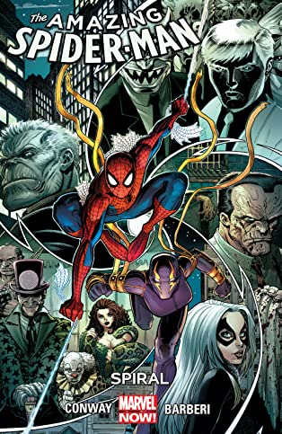 Amazing Spider-Man Vol. 5: Spiral