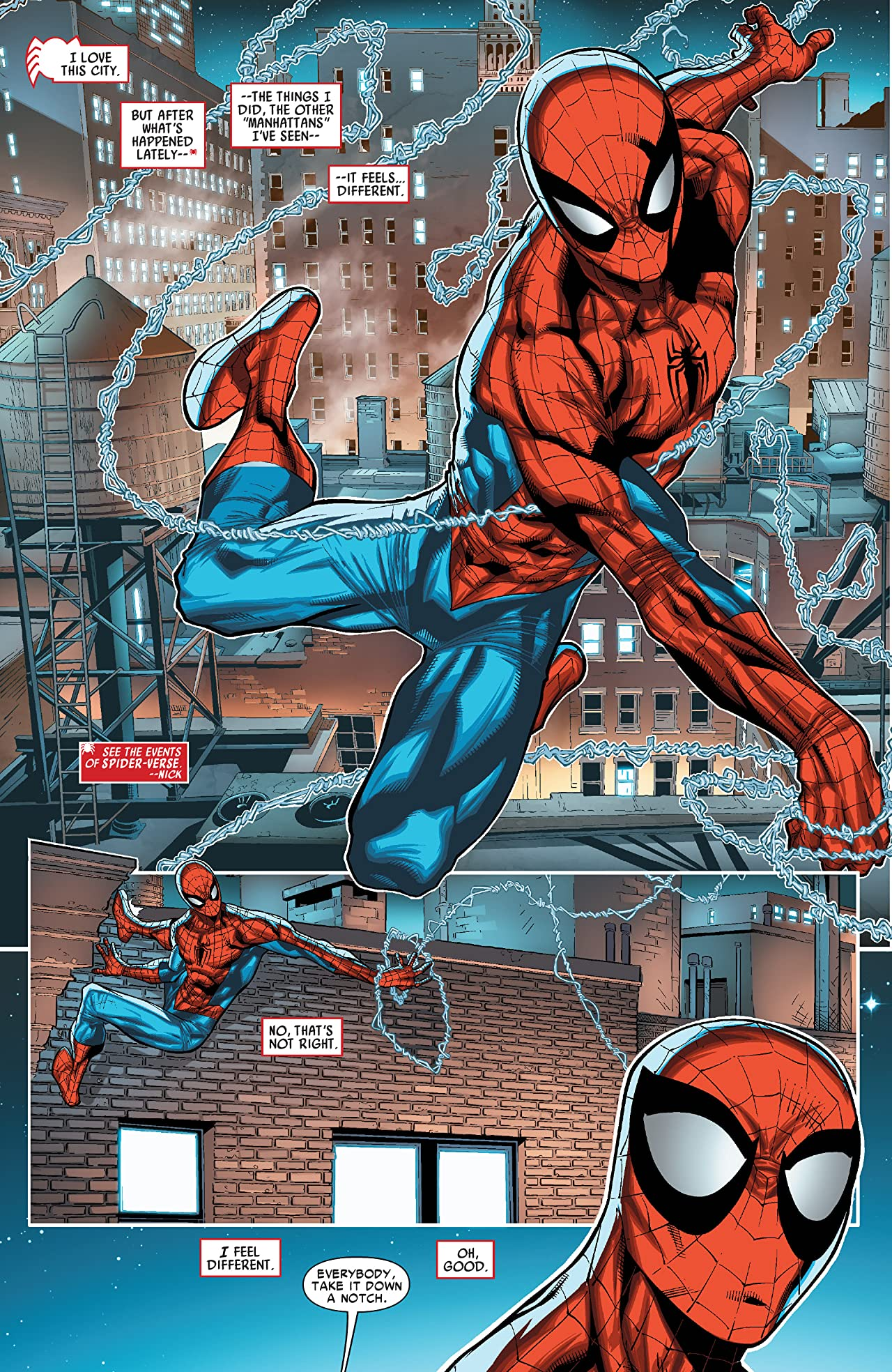 Amazing Spider-Man Tome 5: Spiral
