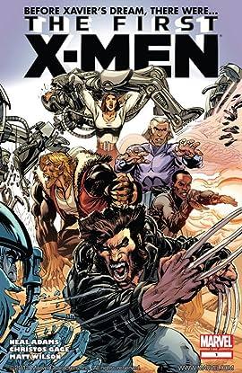 First X-Men #1 (of 5)
