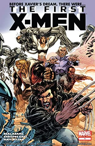 First X-Men No.1 (sur 5)