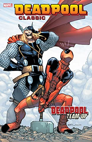 Deadpool Classic Tome 13: Deadpool Team-Up