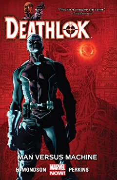 Deathlok Vol. 2: Man Versus Machine