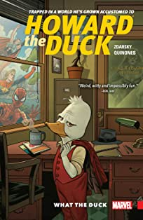 Howard The Duck Vol. 0 : What The Duck