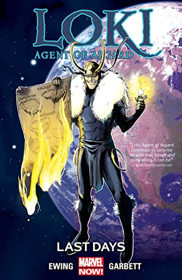 Loki: Agent of Asgard Tome 3: Last Days