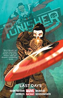 The Punisher Vol. 3: Last Days