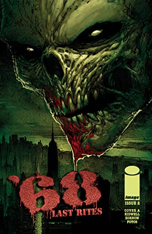 '68 (Sixty-Eight): Last Rites #2 (of 4)