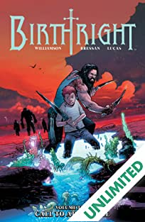 Birthright Vol. 2: Call to Adventure