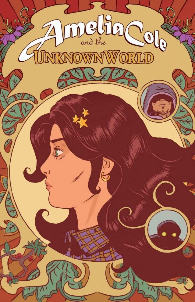 Amelia Cole #2: Unknown World Part 2