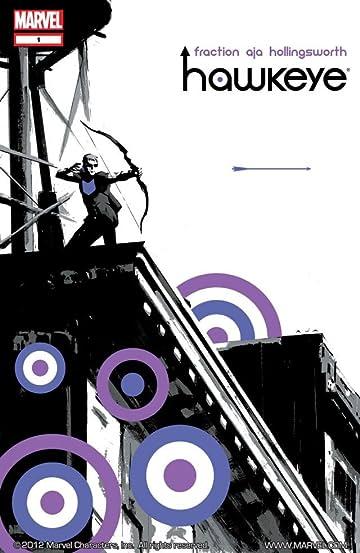 Hawkeye (2012-2015) #1