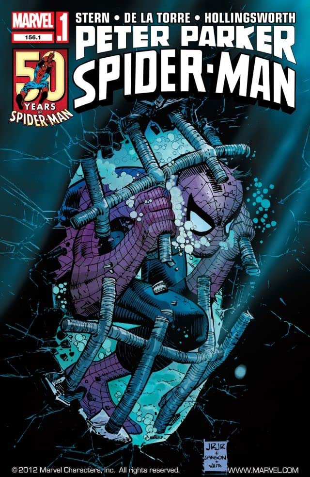 Peter Parker: Spider-Man (1999-2003) #156.1